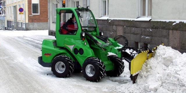 InfraRoad lumekoristus